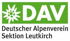 Logo Deutscher Alpenverein Sektion Leutkirch